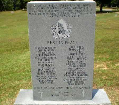 HUGHES, ALVA - Craighead County, Arkansas | ALVA HUGHES - Arkansas Gravestone Photos
