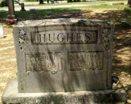HUGHES, DR, WILLIAM L - Craighead County, Arkansas | WILLIAM L HUGHES, DR - Arkansas Gravestone Photos