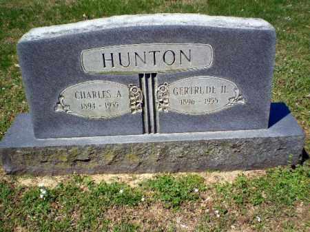 HUNTON, GERALDINE H - Craighead County, Arkansas   GERALDINE H HUNTON - Arkansas Gravestone Photos