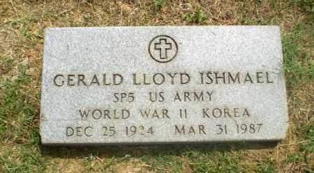 ISHMAEL  (VETERAN 2 WARS), GERALD LLOYD - Craighead County, Arkansas | GERALD LLOYD ISHMAEL  (VETERAN 2 WARS) - Arkansas Gravestone Photos