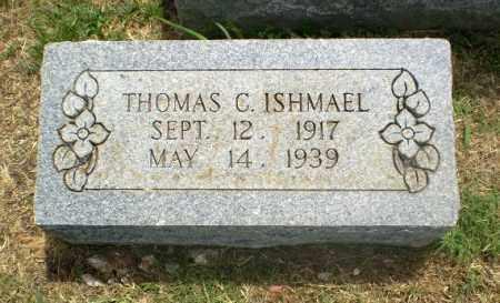 ISHMAEL, THOMAS C - Craighead County, Arkansas | THOMAS C ISHMAEL - Arkansas Gravestone Photos