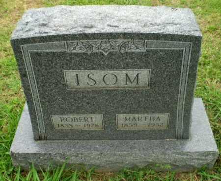ISOM, MARTHA - Craighead County, Arkansas | MARTHA ISOM - Arkansas Gravestone Photos