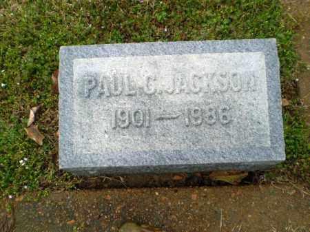 JACKSON, PAUL C - Craighead County, Arkansas | PAUL C JACKSON - Arkansas Gravestone Photos