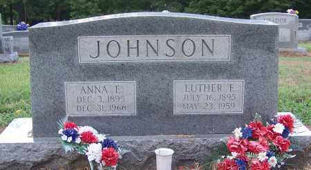 JOHNSON, ANNA E. - Craighead County, Arkansas | ANNA E. JOHNSON - Arkansas Gravestone Photos