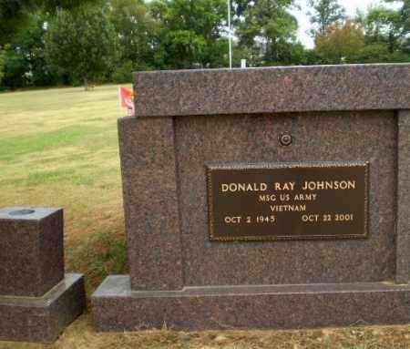 JOHNSON (VETERAN VIET), DONALD RAY - Craighead County, Arkansas | DONALD RAY JOHNSON (VETERAN VIET) - Arkansas Gravestone Photos