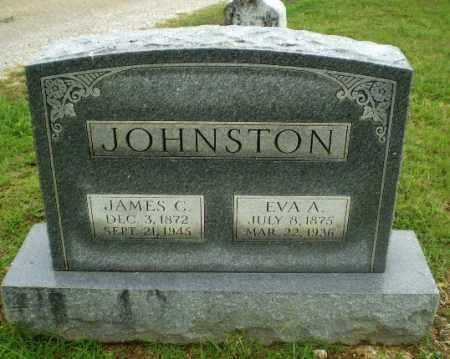 JOHNSTON, JAMES C - Craighead County, Arkansas | JAMES C JOHNSTON - Arkansas Gravestone Photos
