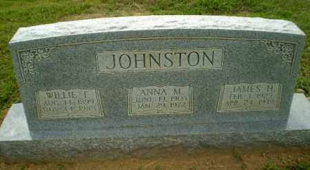 JOHNSTON, ANNA M - Craighead County, Arkansas | ANNA M JOHNSTON - Arkansas Gravestone Photos