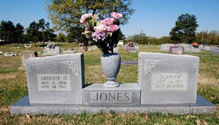 JONES, ARMOUR O. - Craighead County, Arkansas | ARMOUR O. JONES - Arkansas Gravestone Photos