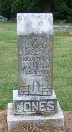 JONES, AUGUSTUS M. - Craighead County, Arkansas | AUGUSTUS M. JONES - Arkansas Gravestone Photos