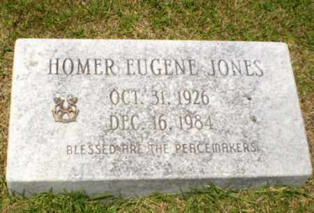 JONES, HOMER EUGENE - Craighead County, Arkansas | HOMER EUGENE JONES - Arkansas Gravestone Photos