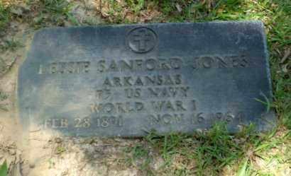 JONES (VETERAN WWI), LESSIE - Craighead County, Arkansas | LESSIE JONES (VETERAN WWI) - Arkansas Gravestone Photos