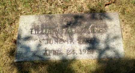 JONES, LILLIAN - Craighead County, Arkansas | LILLIAN JONES - Arkansas Gravestone Photos
