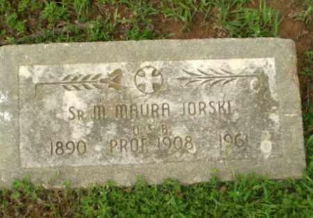 JORSKI, SISTER M. MAURA - Craighead County, Arkansas | SISTER M. MAURA JORSKI - Arkansas Gravestone Photos