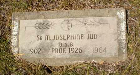 JUD, SISTER M. JOSEPHINE - Craighead County, Arkansas | SISTER M. JOSEPHINE JUD - Arkansas Gravestone Photos