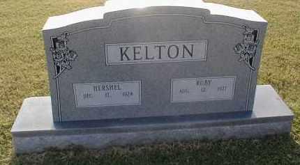 KELTON, HERSHEL - Craighead County, Arkansas | HERSHEL KELTON - Arkansas Gravestone Photos