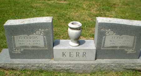 KERR, G. CURTIS - Craighead County, Arkansas | G. CURTIS KERR - Arkansas Gravestone Photos