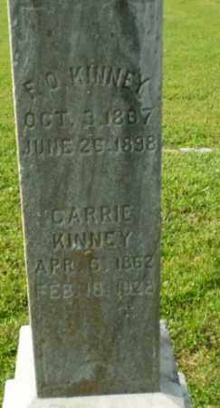 KINNEY, E.O. - Craighead County, Arkansas | E.O. KINNEY - Arkansas Gravestone Photos