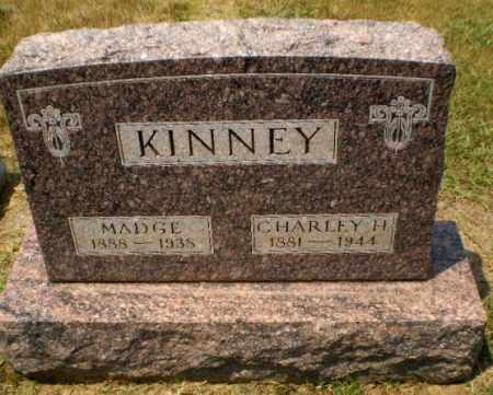KINNEY, CHARLEY H - Craighead County, Arkansas | CHARLEY H KINNEY - Arkansas Gravestone Photos