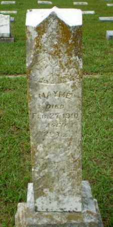 KIRK, MAYME - Craighead County, Arkansas   MAYME KIRK - Arkansas Gravestone Photos