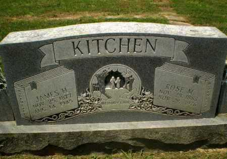 KITCHEN, JAMES H - Craighead County, Arkansas   JAMES H KITCHEN - Arkansas Gravestone Photos