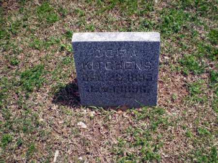 KITCHENS, DORA - Craighead County, Arkansas | DORA KITCHENS - Arkansas Gravestone Photos