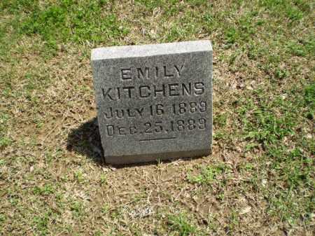 KITCHENS, EMILY - Craighead County, Arkansas | EMILY KITCHENS - Arkansas Gravestone Photos