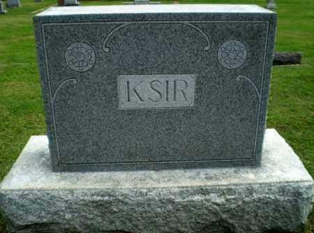 KSIR FAMILY, MONUMENT - Craighead County, Arkansas   MONUMENT KSIR FAMILY - Arkansas Gravestone Photos
