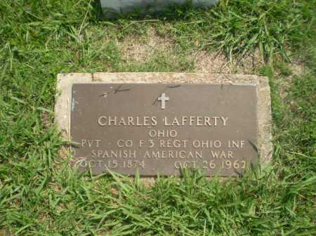 LAFFERTY  (VETERAN SAW), CHARLES - Craighead County, Arkansas   CHARLES LAFFERTY  (VETERAN SAW) - Arkansas Gravestone Photos