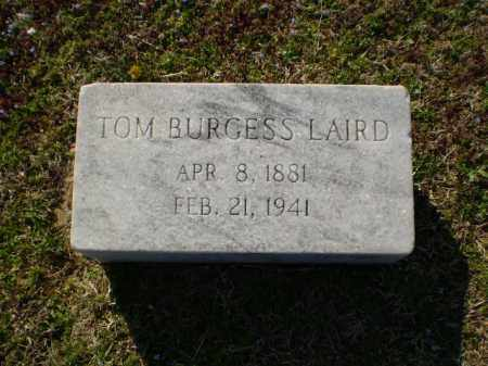 LAIRD, TOM - Craighead County, Arkansas | TOM LAIRD - Arkansas Gravestone Photos
