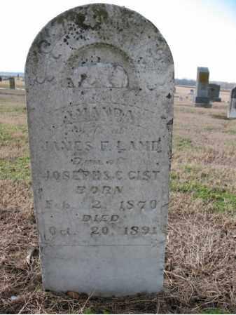 GIST LAMB, AMANDA - Craighead County, Arkansas | AMANDA GIST LAMB - Arkansas Gravestone Photos