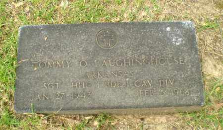 LAUGHINGHOUSE  (VETERAN), TOMMY O - Craighead County, Arkansas | TOMMY O LAUGHINGHOUSE  (VETERAN) - Arkansas Gravestone Photos