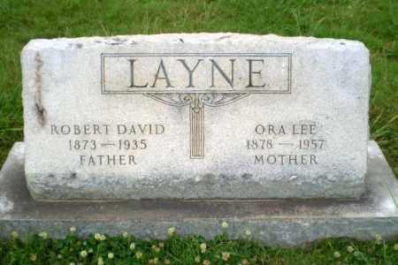 LAYNE, ROBERT DAVID - Craighead County, Arkansas | ROBERT DAVID LAYNE - Arkansas Gravestone Photos