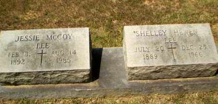 LEE, JESSIE MCCOY - Craighead County, Arkansas   JESSIE MCCOY LEE - Arkansas Gravestone Photos