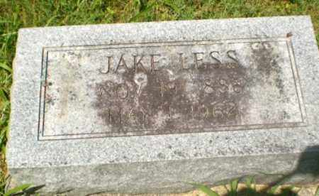 LESS, JAKE - Craighead County, Arkansas | JAKE LESS - Arkansas Gravestone Photos