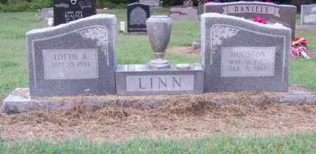 LINN, LOTTIE A. - Craighead County, Arkansas | LOTTIE A. LINN - Arkansas Gravestone Photos