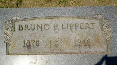 LIPPERT, BRUNO P - Craighead County, Arkansas | BRUNO P LIPPERT - Arkansas Gravestone Photos