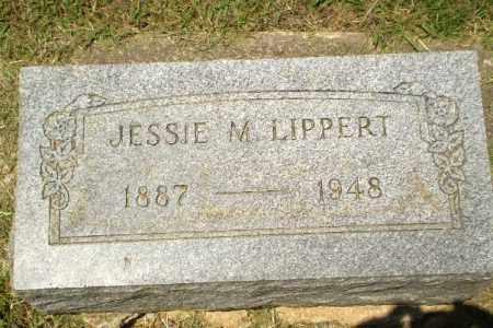 LIPPERT, JESSIE M - Craighead County, Arkansas | JESSIE M LIPPERT - Arkansas Gravestone Photos
