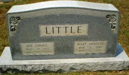 LITTLE, MARY ANNETTE - Craighead County, Arkansas | MARY ANNETTE LITTLE - Arkansas Gravestone Photos