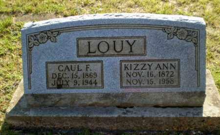 LOUY, CAUL F - Craighead County, Arkansas | CAUL F LOUY - Arkansas Gravestone Photos