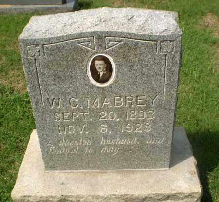 MABREY, W.C. - Craighead County, Arkansas | W.C. MABREY - Arkansas Gravestone Photos