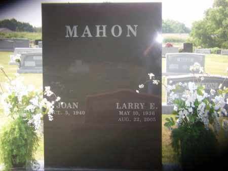 MAHON, DR. LARRY - Craighead County, Arkansas   DR. LARRY MAHON - Arkansas Gravestone Photos