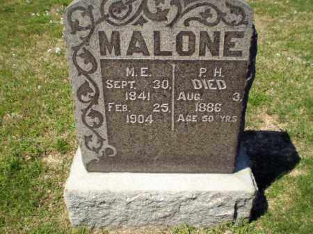 MALONE, M E - Craighead County, Arkansas | M E MALONE - Arkansas Gravestone Photos
