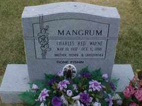 "MANGRUM, CHARLES ""RED"" WAYNE - Craighead County, Arkansas 