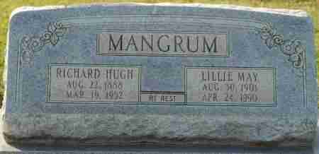 MANGRUM, LILLIE MAY - Craighead County, Arkansas | LILLIE MAY MANGRUM - Arkansas Gravestone Photos