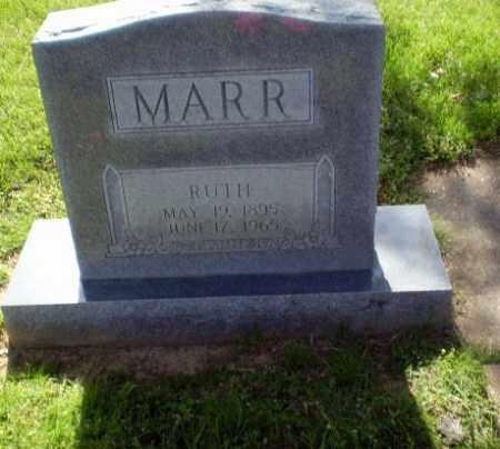 MARR, RUTH - Craighead County, Arkansas | RUTH MARR - Arkansas Gravestone Photos