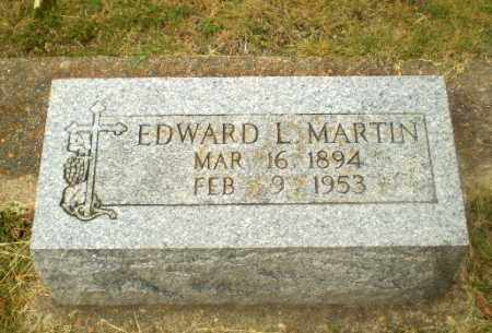 MARTIN, EDWARD L - Craighead County, Arkansas | EDWARD L MARTIN - Arkansas Gravestone Photos