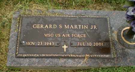MARTIN, JR (VETERAN), GERARD S - Craighead County, Arkansas | GERARD S MARTIN, JR (VETERAN) - Arkansas Gravestone Photos
