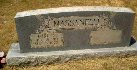 MASSANELLI, MIKE R - Craighead County, Arkansas | MIKE R MASSANELLI - Arkansas Gravestone Photos