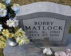 MATLOCK, BOBBY - Craighead County, Arkansas | BOBBY MATLOCK - Arkansas Gravestone Photos
