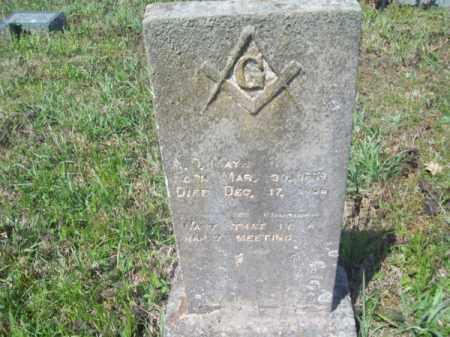 MAYS, A. D. - Craighead County, Arkansas | A. D. MAYS - Arkansas Gravestone Photos